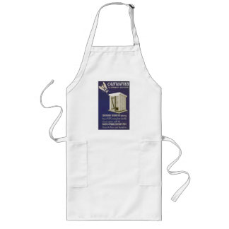 Outwitted by Community Sanitation Long Apron