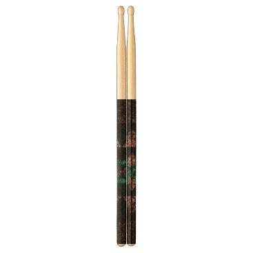 Aztec Themed OutwornTribal Aztek Pattern Drumsticks