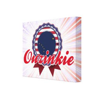 Ouzinkie, AK Impresiones En Lienzo Estiradas