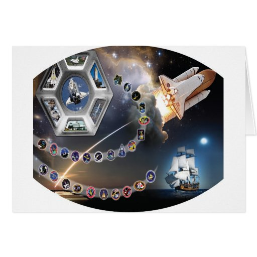 OV 105 Endeavour Cards