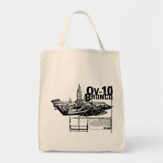 OV-10 Bronco Tote Bags