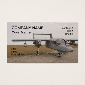 OV-10 Bronco Business Card