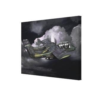 OV-10 Bronco Canvas Print