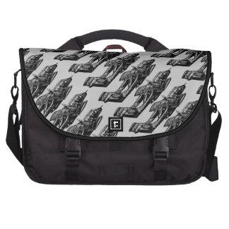 OV-10 Bronco Laptop Messenger Bag