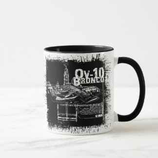 OV-10 Bronco Mug