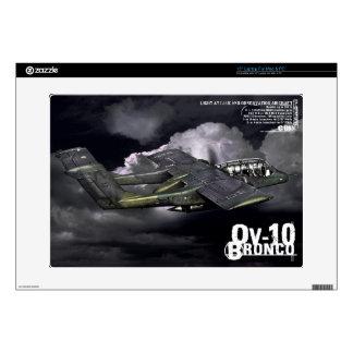 OV-10 Bronco Skin For Laptop