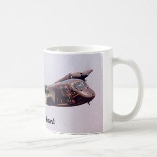 OV-1 Mohawk Classic White Coffee Mug