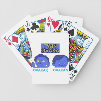 OVAKA LOOPY BICYCLE PLAYING CARDS