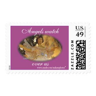 oval Angel Stamp customize