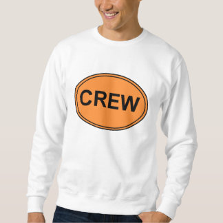 Oval Crew Sweatshirt