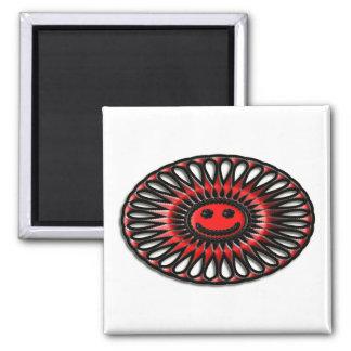 Oval Daze #1 Magnet