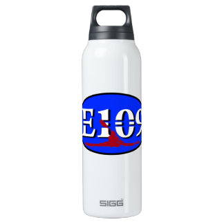 Oval E109 Insulated Water Bottle