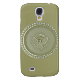 Oval Office Ceiling Presidential USA Seal Galaxy S4 Cover