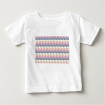 oval pattern baby T-Shirt