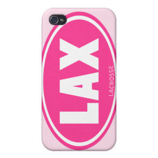 Oval-pink iPhone 4/4S Cover