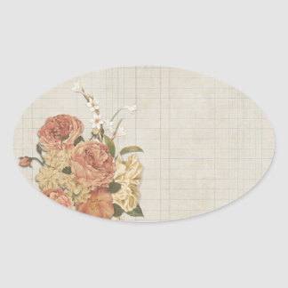 Oval Stickers, Glossy Oval Sticker