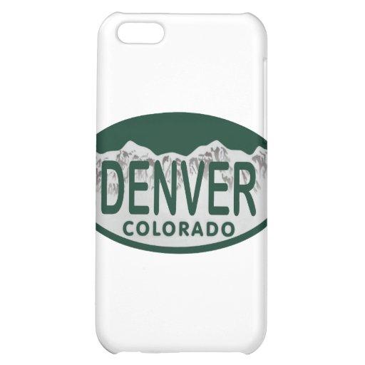 Óvalo de la licencia de Denver