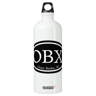 Óvalo negro de OBX Outer Banks