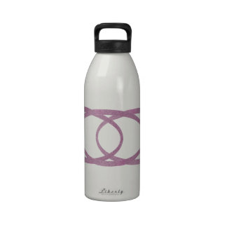 Ovals Liberty Drinking Bottle