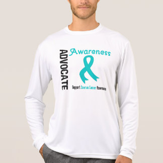 Ovarian Cancer Advocate Tee Shirts