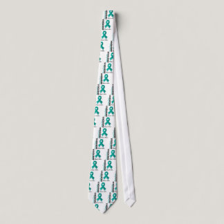 Ovarian Cancer Awareness 5 Tie