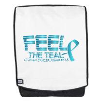Ovarian Cancer Awareness Backpack
