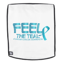 Ovarian Cancer Awareness Backpack