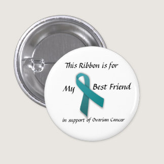 Ovarian Cancer Awareness - Button