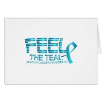 Ovarian Cancer Awareness Card