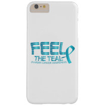 Ovarian Cancer Awareness Barely There iPhone 6 Plus Case