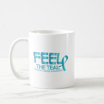 Ovarian Cancer Awareness Coffee Mug