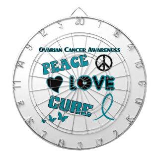 Ovarian Cancer Awareness Dart Boards