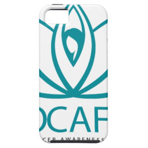 Ovarian Cancer Awareness Foundation Logo Line iPhone 5 Covers