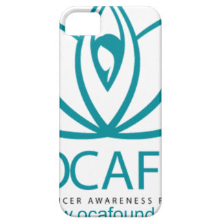 Ovarian Cancer Awareness Foundation Logo Line iPhone SE/5/5s Case