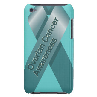 Ovarian Cancer Awareness ipod case Barely There iPod Covers