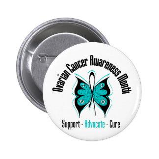 Ovarian Cancer Awareness Month 2 Pinback Button