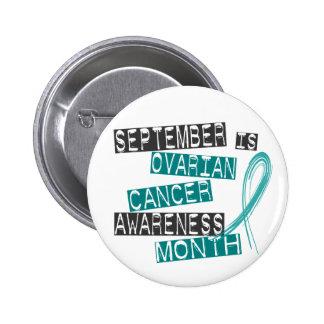 Ovarian Cancer Awareness Month L1 Button