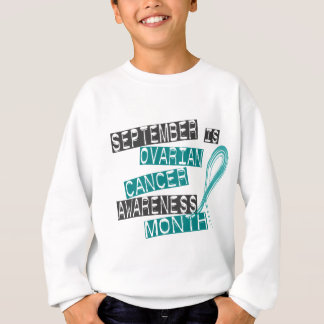 Ovarian Cancer Awareness Month L1 Sweatshirt