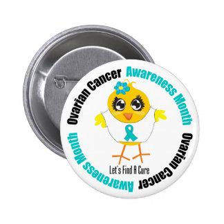 Ovarian Cancer Awareness Month v2 Pins
