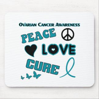 Ovarian Cancer Awareness Mouse Pad