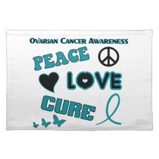 Ovarian Cancer Awareness Placemat