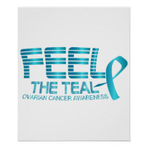 Ovarian Cancer Awareness Poster