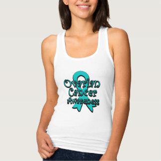 Ovarian Cancer Awareness Ribbon Shirt