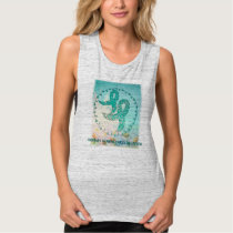 Ovarian Cancer Awareness Tank Top