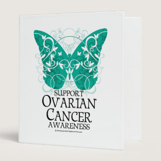 Ovarian Cancer Butterfly Binder