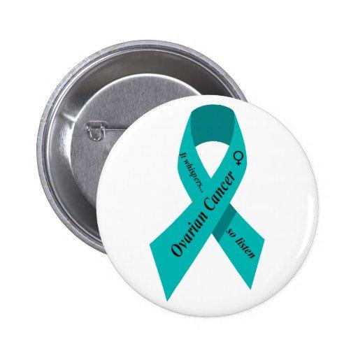 Ovarian Cancer button