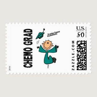 Ovarian Cancer CHEMO GRAD 1 Postage