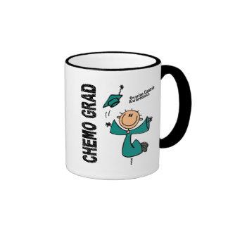 Ovarian Cancer CHEMO GRAD 1 Ringer Mug