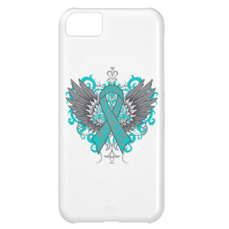 Ovarian Cancer Cool Wings Cover For iPhone 5C