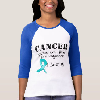 Ovarian Cancer Does Not Live Here Anymore T-Shirt